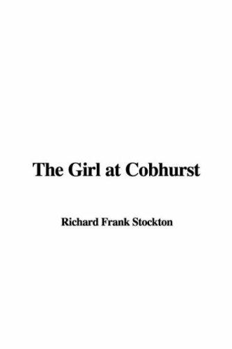 Download The Girl at Cobhurst