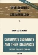 Carbonate sediments and their diagenesis