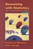 Download Reasoning with statistics
