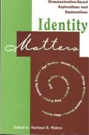 Download Identity Matters