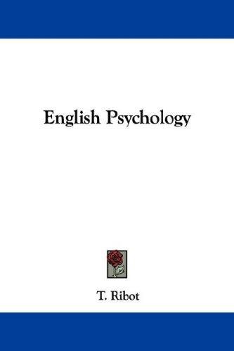 Download English Psychology