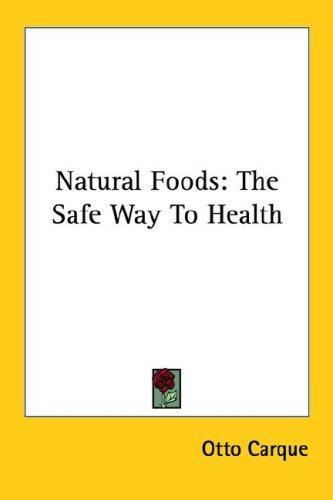 Download Natural Foods