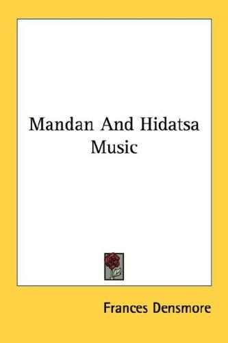 Download Mandan And Hidatsa Music