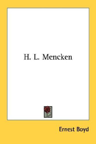 Download H. L. Mencken