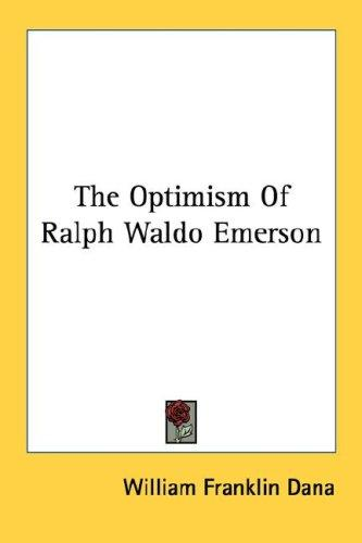 Download The Optimism Of Ralph Waldo Emerson
