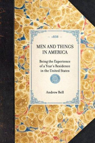 Download Men and Things in America