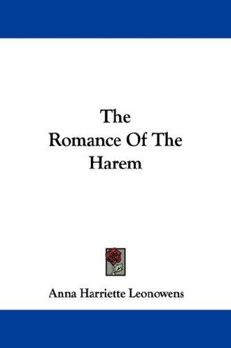 Download The Romance Of The Harem