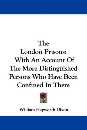Download The London Prisons