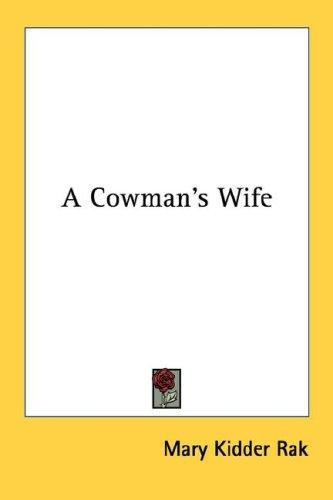 Download A Cowman's Wife