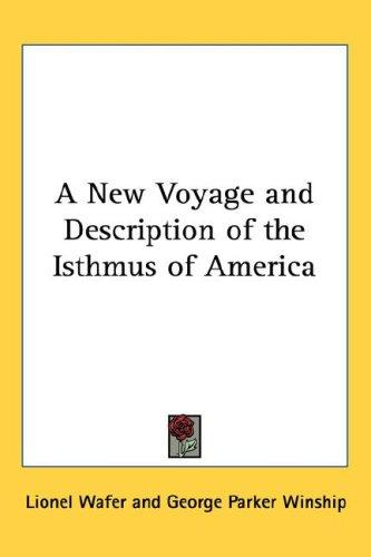 Download A New Voyage and Description of the Isthmus of America