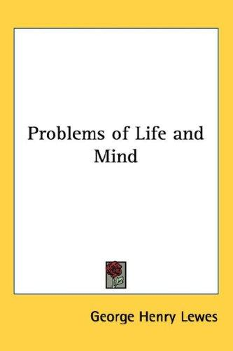 Download Problems of Life and Mind