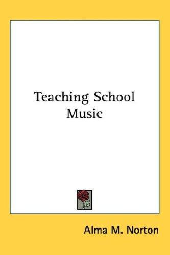 Download Teaching School Music