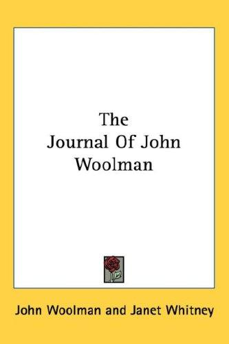 Download The Journal Of John Woolman