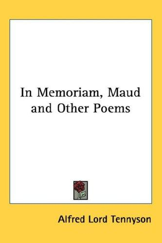 Download In Memoriam, Maud and Other Poems