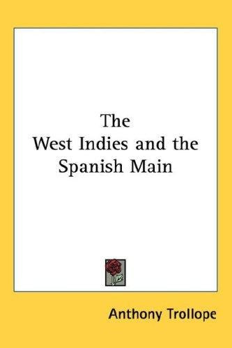 Download The West Indies and the Spanish Main