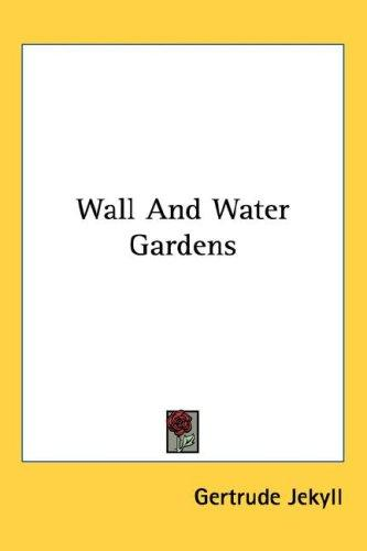 Download Wall And Water Gardens