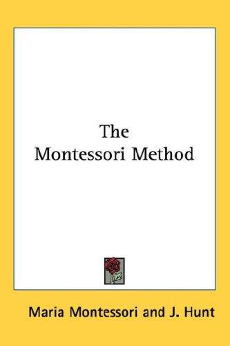 Download The Montessori Method