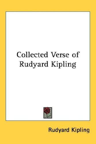 Download Collected Verse of Rudyard Kipling