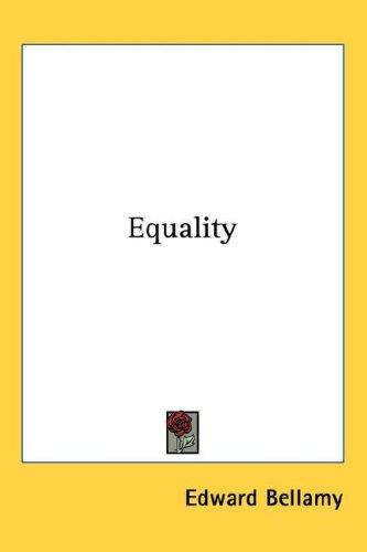 Download Equality