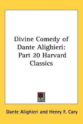 Divine Comedy of Dante Alighieri