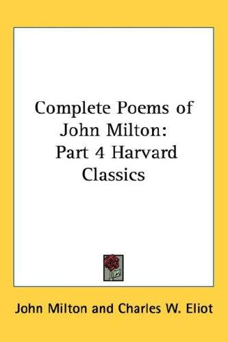 Download Complete Poems of John Milton