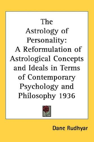 Download The Astrology of Personality