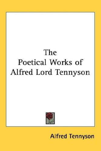Download The Poetical Works of Alfred Lord Tennyson