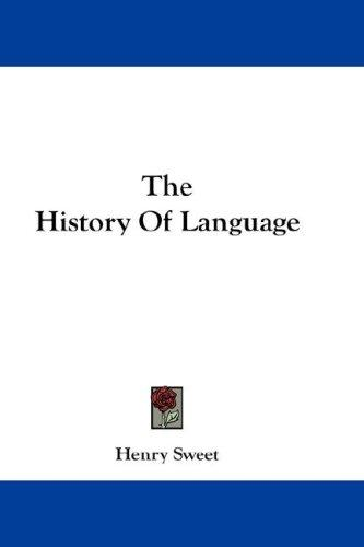 Download The History Of Language
