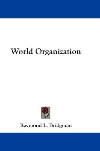 Download World Organization