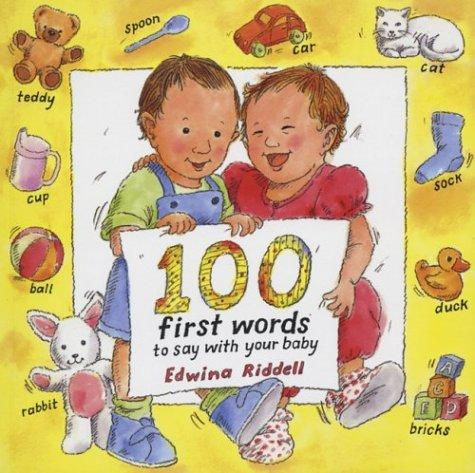 Download 100 First Words to Say with Your Baby
