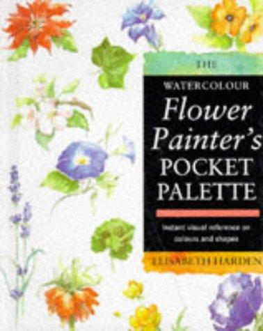 The Watercolour Flower Painter's Pocket Palette