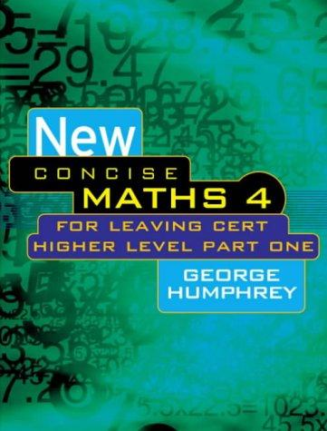 Download New Concise Maths