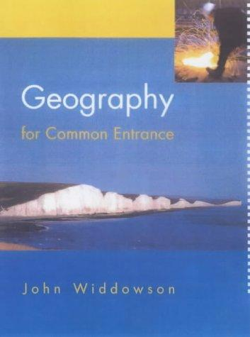 Download Geography for Common Entrance