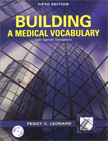 Download Building A Medical Vocabulary