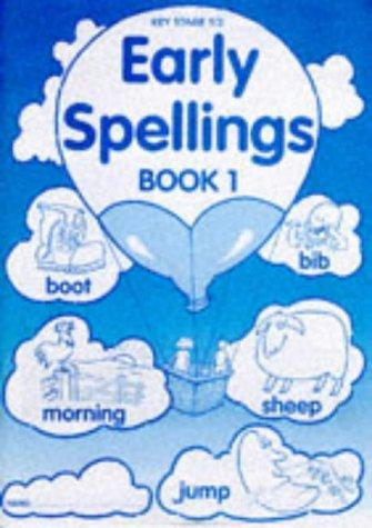 Download Early Spellings (Spelling)