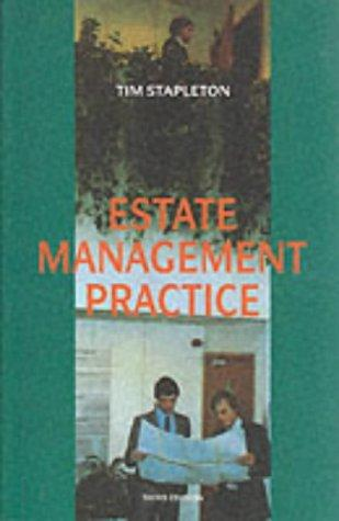 Download Estate Management Practice