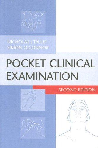 Download Pocket Clinical Examination