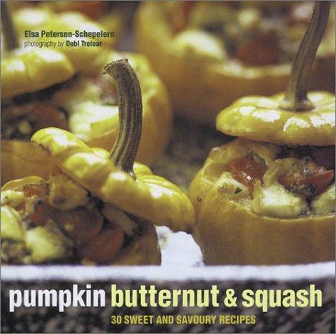 Pumpkin, Butternut and Squash
