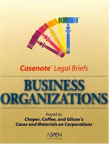 Download Business Organizations/Corporations