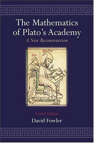 Download The mathematics of Plato's Academy