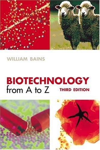 Download Biotechnology from A to Z