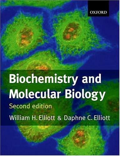 Download Biochemistry and molecular biology