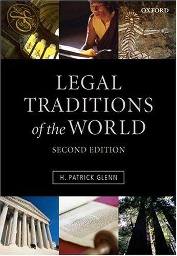 Download Legal traditions of the world