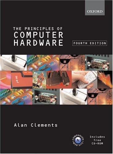 Download Principles of computer hardware