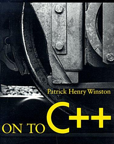 On to C++