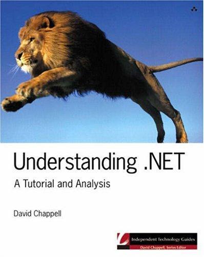 Understanding .NET