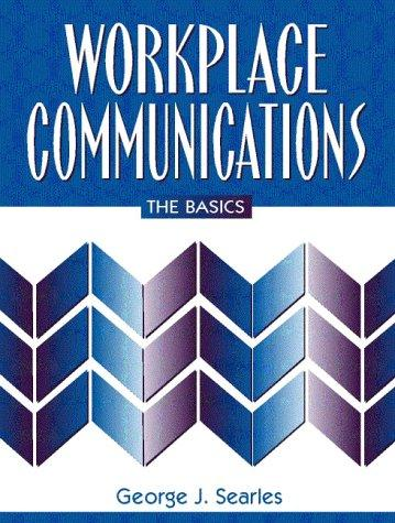 Download Workplace communications–the basics