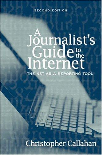 Download A journalist's guide to the Internet