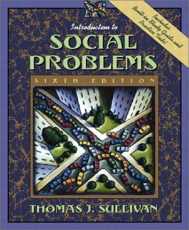 Download Introduction to social problems