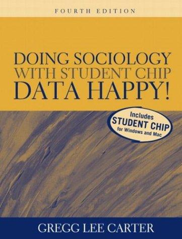 Download Doing sociology with Student CHIP